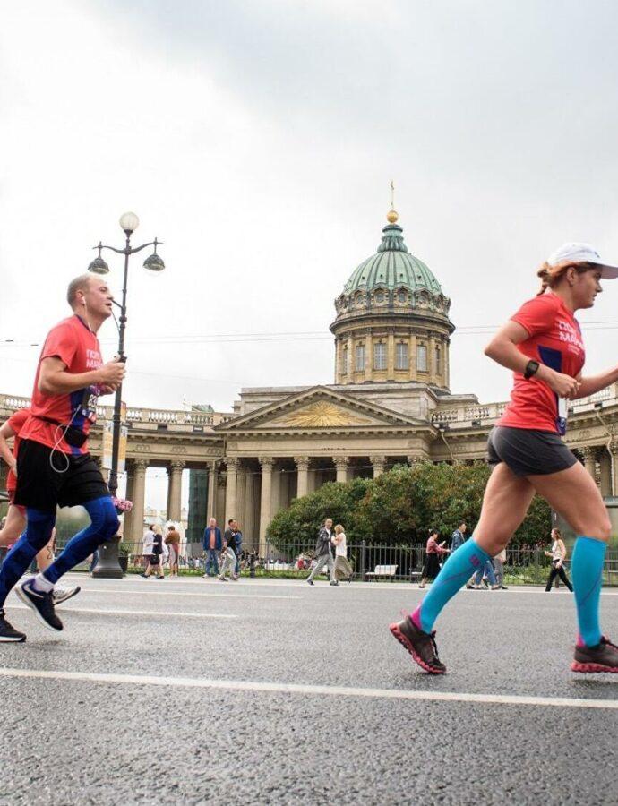 Где бегать в Санкт-Петербурге